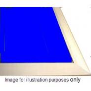 Clean Tac CRP0430-8-BAS Frame 28x47 Gray Rigid PVC for 26x45 Sticky Mat