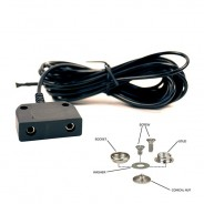 GK1000 Transforming Technologies ESD Table Mat Grounding Kit