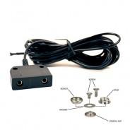 GK1000 Transforming Technologies ESD Table Mat Grounding Kit