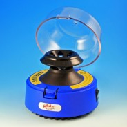 Globe Scientific 545B-230 Mini-Centrifuge With 2 Rotors 230V Color: Blue (VSP)