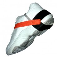 "Transforming Technologies HG1370 High Visibility Heel Ground With 1.25"" Cup Velcro Hook & Loop 1Meg Resistor (VSP)"