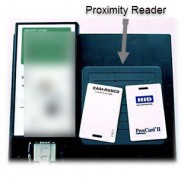 HR-8000 Static Solutions Proximity Reader