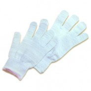 QRP Qualaknit ESD Assembly Glove Size: Small Color: White 12Pair/Pak