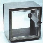 "Liberty Stainless Steel 24""x24""x24""O.D. Pass-Thru With Interlocks (VSP)"