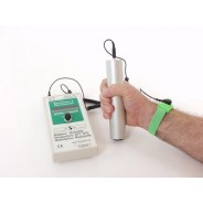 MP-6533 Static Solutions Personal wrist strap and footwear test probe