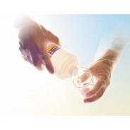 "QRP Poly-Tuff Solvent 5mil Glove 12""L Polyurethane Class 100 (ISO 5) Color: Clear Size: X-Large 5Pair/Pak 5Paks/Case"