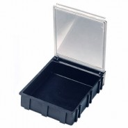 Transforming Technologies SM0883 (SM0800 Series) Conductive Hinged SMD Transparent Lid