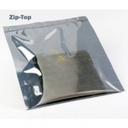 V150-0408 VSP Static Shielding 4x8 Zip Lock Bag Metal-In 100/Case