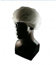 "T32582-24W Epic Cleanroom Disposable  21"" Hairnet White Nylon *Latex Free* 1000/Case"