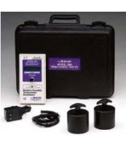 ACL800C ACL Staticide Digital Celsius Megohmmeter Surface Resistance & Resistivity Tester Kit w/ (2) 5 lb. Weight Electrodes