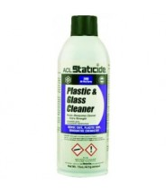 8670 ACL Staticide Plastic & Glass Cleaner 12oz. Aerosol Can 12/case