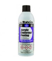 8690 ACL Staticide Acrylic Conformal Coating 12oz. Aerosol Can 12/case