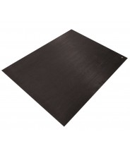 FM102448 Transforming Technologies Conductive Rubber V-groove Floor Mat 2'x4' W/Hardware