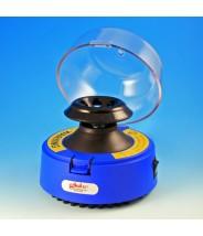 Globe Scientific 545B-230 Mini-Centrifuge With 2 Rotors 230V Color: Blue (VSP)