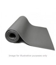 "B643050 BotronType T2 Rubber 2-Layer Roll 30""x50'x0.60"" Color:  Gray"