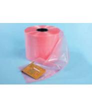 "VSP 12""x.004 Pink Anti-Static Tubing Polyethylene Amine Free 750'/Roll"