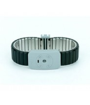 3M™ Dual Conductor Metal Wrist Strap Size: Small