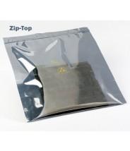 "3M™ Static Shielding 6""x24"" Zip-Top Bag Metal-In 100/Pack"