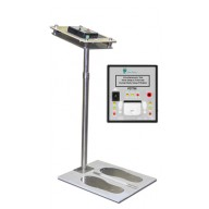 Transforming Technologies Tester Stand Without Foot Plate for Ohm Metrics™ PDT Wrist Strap/Footwear Combo ESD Testers