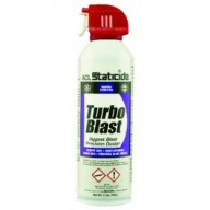 ACL Staticide Turbo Blast 11oz. Aerosol Can 12/case