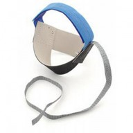 Botron Heel Strap Cup Style Blue Non-Marking Ergo-One No Resistor