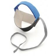 Botron Heel Strap Cup Style Black Non-Marking Ergo-One With 2 Meg Resistor