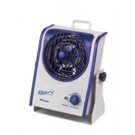 Transforming Technologies Bench Top AC Ionizer Blower with Integrated Emitter Cleaning Device and Variable Fan Speed Control
