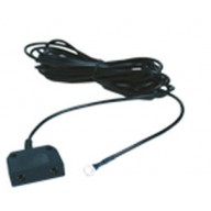 "Transforming Technologies Low Profile 15' Common Point Ground Cord With 3/8"" Female Snap Stud 1Meg Resistor"