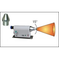 Transforming Technologies Ptec™ Standard Output Nozzle Tip for IN3425 Ionizing Air Nozzle Standard 15-Degree Tip