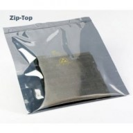 VSP Static Shielding 2x5 Zip Lock  Bag Metal-In 100/Case