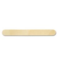 "Puritan Pur-Wraps 5.5""x.625"" Wood Junior Tongue Depressor Sterile 1/Pack 100Packs/Box 10Boxes/Case"