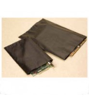 VSP Black Conductive 3x5x.004 Open Top Bag Polyethylene 100/Pack