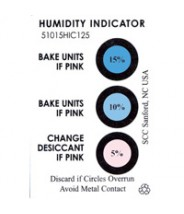 3M™ Humidity Indicator Card 5-10-15% 3 Spot 125/Can