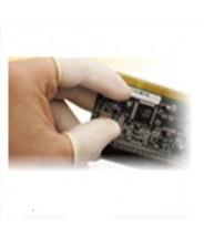 QRP Industrial Antistatic White Nitrile Finger Cots Size: Medium 5Gross/Bag