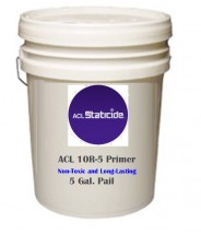 ACL Staticide Primer Sealer For ESD Paint For Use on Concrete 5-Gallon Pail