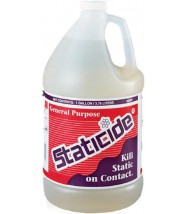 ACL Staticide  General Purpose  Antistatic  for Non-Porous Surfaces Gallon Bottle 4/Case