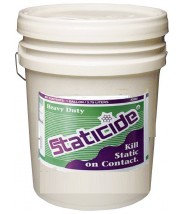 ACL Staticide  Heavy Duty Anti-Static Topical Liquid for Porous & Absorbant Surfaces 5-Gallon Pail
