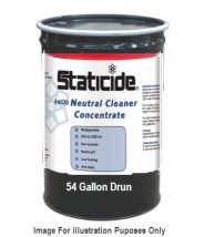 ACL Staticide Acrylic Neutralizer Cleaner Concentrate 54-Gallon Drum