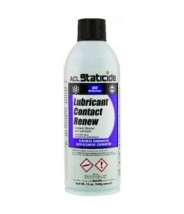ACL Staticide Lubricant Contact Renew 12oz. Aerosol Can 12/case