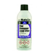 ACL Staticide Flux Remover Lead-Free 12oz. Aerosol Can 12/case