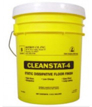 Botron Clean Stat 4 ESD Floor Finish 55 Gallon Drum