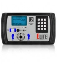 Botron ELITE Combo With HID Proximity  Card Reader, Wrist Strap/Footwear Tester With Ethernet & Footplate, No Software