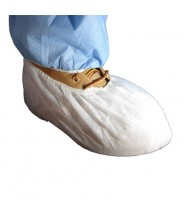 Epic  Shoe Cover Cleanroom Disposable Polypropylene White Size:  X-Large 300/Case