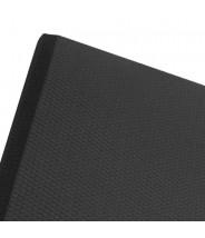 "Transforming Technologies Comfort GEL Cleanroom Anti Fatigue ESD-Safe Mat, 20"" x 36""x5/8"" Color: Black"