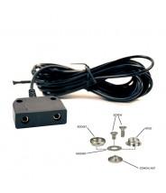 Transforming Technologies ESD Table Mat Grounding Kit