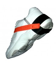 "Transforming Technologies High Visibility Heel Ground With 1.25"" Cup Velcro Hook & Loop 1Meg Resistor"