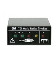3M™ Continuous Workstation Monitor for 3M Dual Conductor Wrist Straps