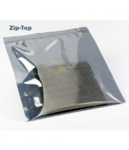 VSP Static Shielding 24x24 Zip Lock  Bag Metal-In 100/Case