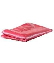 """Transforming Technologies ESD Trash Can Liner 24""""x24"""" Dissipative 2Mil Pink 7-10 Gallon 100/Pack"""