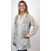 "Tech Wear ESD-Safe 31""L Traditional Jacket With ESD Cuff OFX-100 Color: White Size: Large"